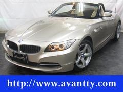 BMW Z4sDrive23i ハイライン ベージュ本革HDDナビ地デジ