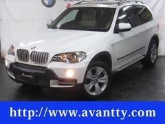 BMW X54.8i スポーツPKG 7人乗りパノラマSRベージュ革ナビ