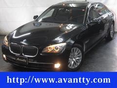 BMW750Li コンフォートシアターPKG SR DTV ナビ