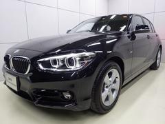 BMW118i スポーツ パーキングサポートPKG 正規認定中古車