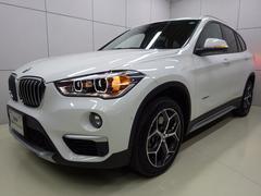 BMW X1xDrive 20i xライン 正規認定中古車