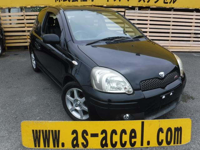 Photo of TOYOTA VITZ RS V PACKAGE / used TOYOTA