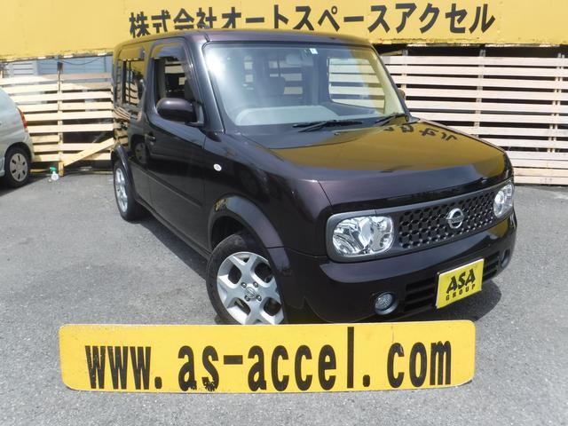 Photo of NISSAN CUBE 15E / used NISSAN
