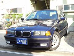 BMW318ti セレクション  サンルーフ 黒本革シート