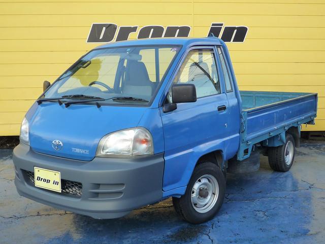 トヨタ 1.8ロングSシングルジャストローDX ワンオーナー 1t