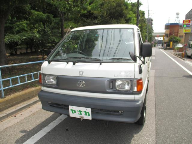 トヨタ SジャストローDX 4WD 5マニュアル