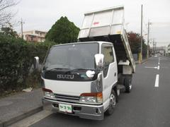 エルフトラック強化ダンプ4.6デイーゼル 2トン