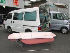 ボンゴバン入浴車モリタエコノス製4人乗り禁煙車