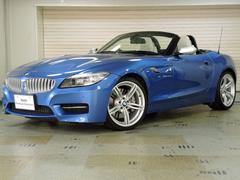 BMW Z4 sDrive35is デザインピュアフュージョン 白革