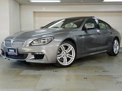 BMW650iグランクーペ Mスポーツ サンルーフ ホワイトレザー