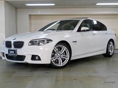 BMW535i Mスポーツ ハーマンカードン 茶革 BMW1年保証