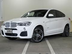 BMW X4xDrive 28iMスポーツ モカレザー LED 20A