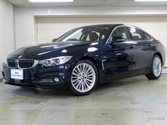 BMW420iグランクーペラグジュアリー アクティブクルーズ 茶革