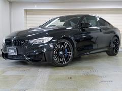 BMWM4クーペ MDCT アダプティブMサス 黒革
