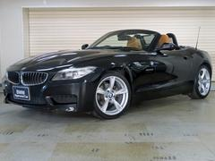 BMW Z4sDrive20i Mスポーツ 黒革 BMW認定中古車