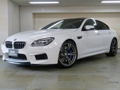 BMW M6グランクーペ 認定中古車1年保証 エクステンドレザー
