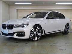 BMW750i Mスポーツ モカレザー BMW認定中古車2年保証
