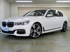 BMW750i Mスポーツ リモートパーキング BMW認定中古車