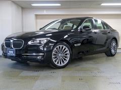 BMWアクティブハイブリッド7 コンフォートP ベージュレザー