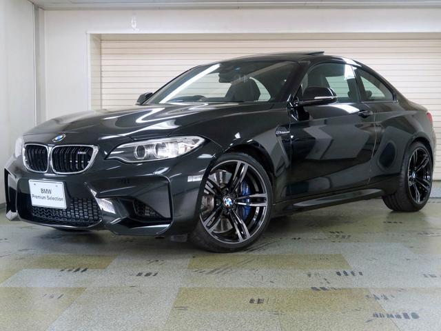 BMW M2 MDCTサンルーフ 黒革 ハーマンカードン