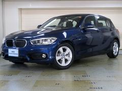 BMW118i スポーツ パーキングサポートP BMW認定中古車