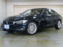 BMW420iグランクーペラグジュアリー 茶革 アクティブクルーズ