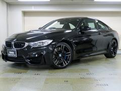 BMWM4クーペ MDCT ブラックレザー BMW認定中古車