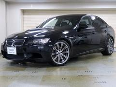 BMWM3セダン 左 MDCT Mドライブ 黒革 BMW認定中古車