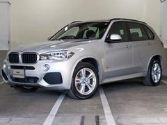 BMW X5xDrive 35d MスポーツセレクトP レーンチェンジ