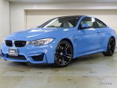 BMWM4クーペ MDCT アダプティブMサス BMW認定中古車
