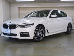 BMW530i Mスポーツ 黒革 BMW認定中古車2年保証