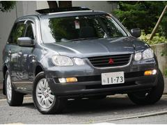 エアトレック平成29年6月三菱D整備済4WD2.4禁煙1オーナー車5人乗