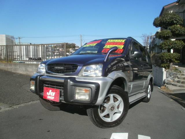 more photos of DAIHATSU TERIOS CX (used DAIHATSU)