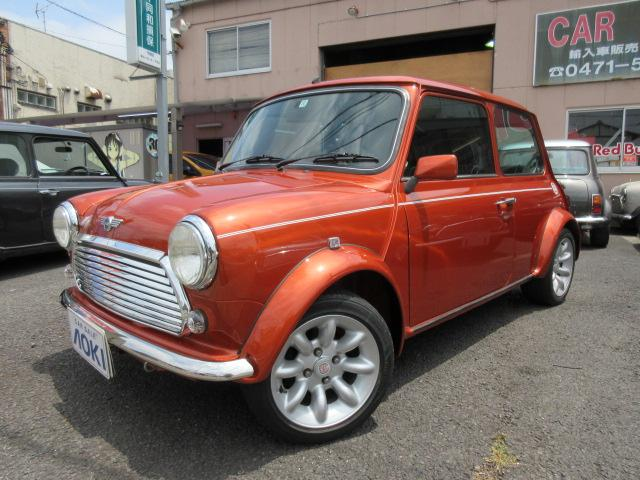 Rover Mini Cooper Sports Pack Limited 1998 Special Color