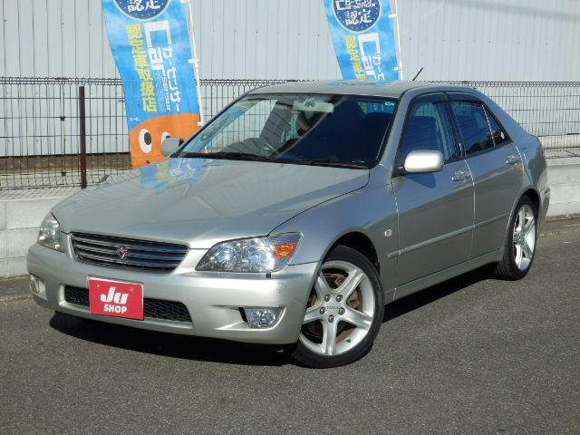 トヨタ AS200 Zエディション 6速MT キーレス 無料保証付