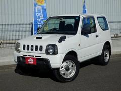 ジムニーXL 4WD 5速MT 無料保証付