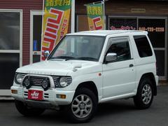 パジェロミニスキッパーJ タイベル交換車 Rスポ 背面T アルミ