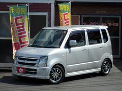 ワゴンRFX−S・LTD 社外アルミ 車高調 エアロ