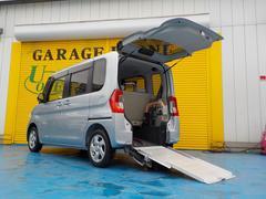 タントX SA スローパー 車椅子電動ウインチ リアシート有り