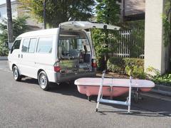 ボンゴバン移動入浴車 4WD モリタエコノス製造4人乗り