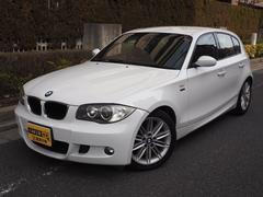 BMW 1シリーズ M130i Mスポーツ 6速マニュアル 黒革シートパワー