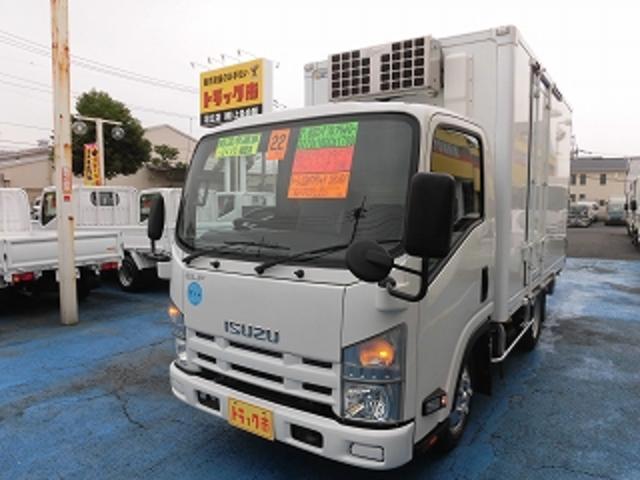 いすゞ 2.0tセミロングFFL低温冷凍車