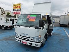 エルフトラック2.0t強化フルフラットローダンプ