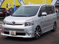 ヴォクシーZ フルセグ Wモニター HKS車高調 社外アルミ ETC
