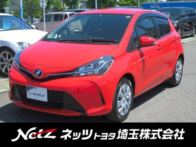 Photo of TOYOTA VITZ U / used TOYOTA