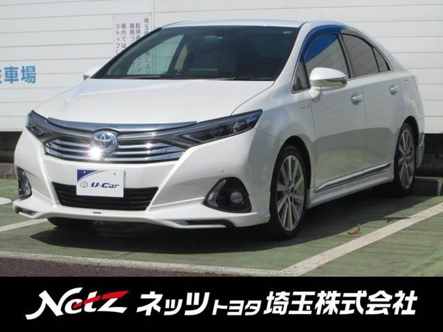 トヨタ G SDナビ フルセグTV トヨタロングラン保証