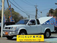ダットサンピックアップキングキャブ AX 4WD ハードトノカバーメッキバンパー