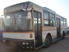 日産ディーゼル大型送迎路線バス70人乗り エアサス ターボ付き