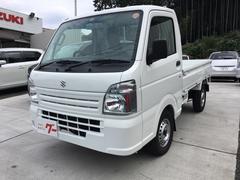 キャリイトラックKCエアコン・パワステ 4WD 届出済未使用車 メーカー保証