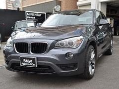 BMW X1sDrive 20iスポーツ認定中古車 PサポートPKG